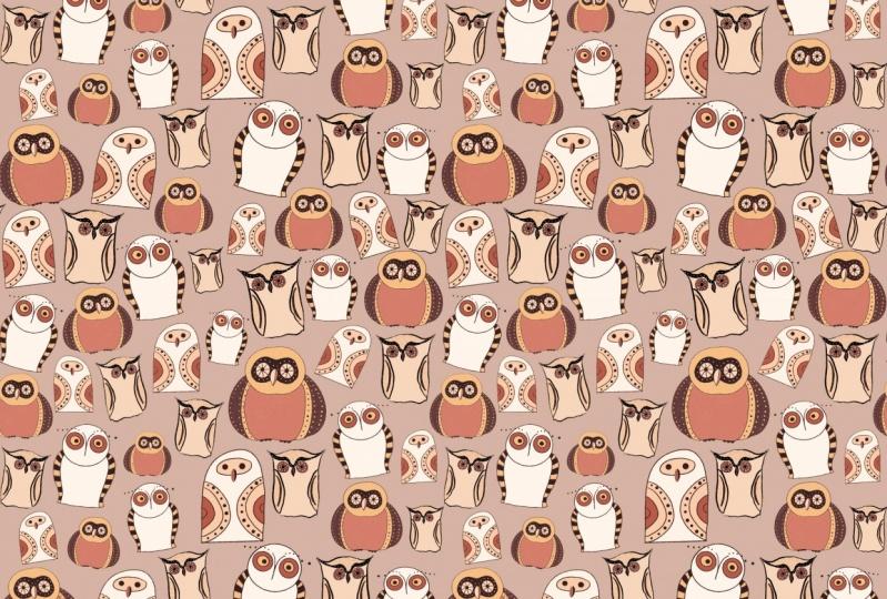 Owl Pattern play