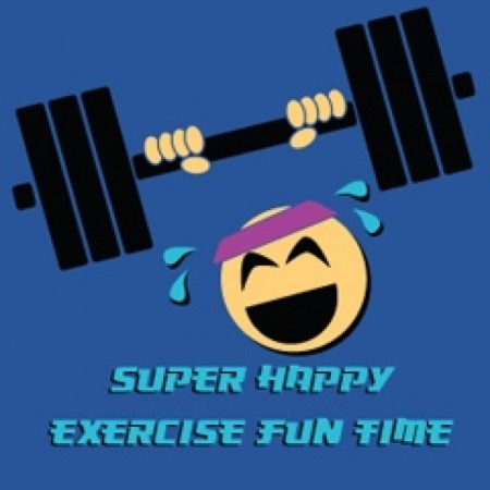 Get fit and get energised!
