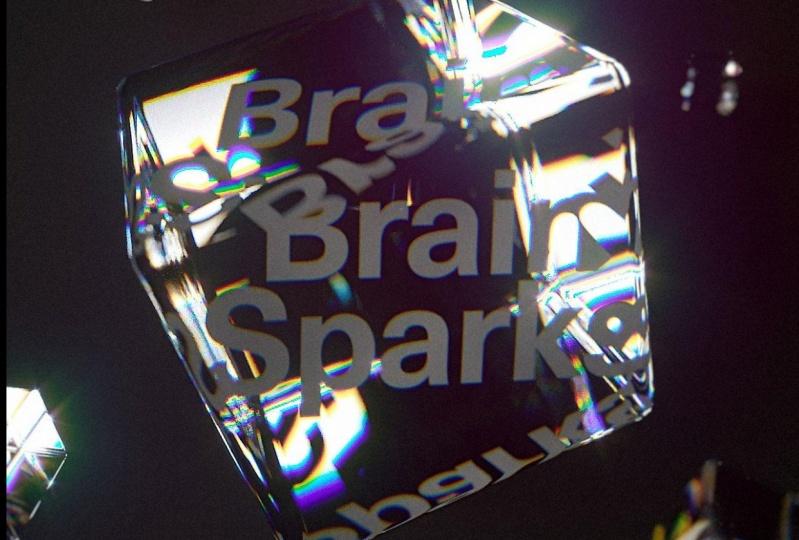 Brain Sparks - (Corona renderer)