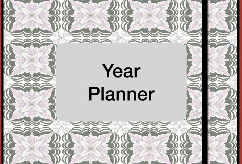 Digital planner in keynotes