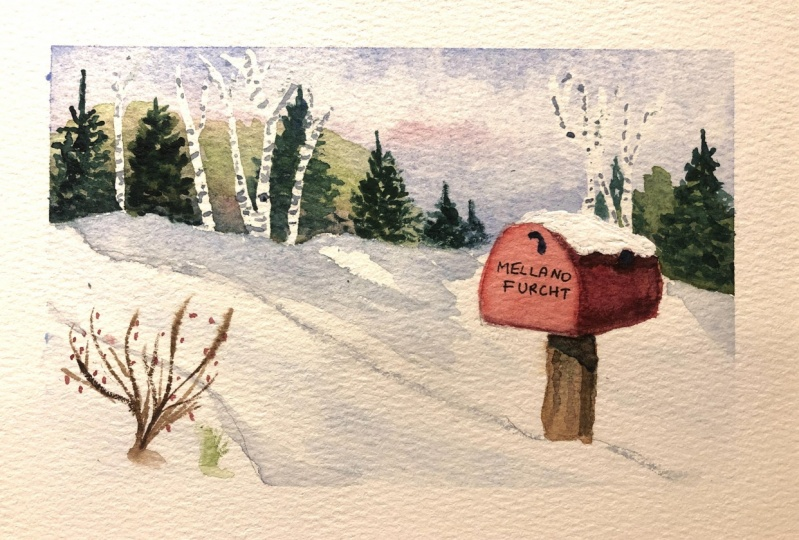 My dream mailbox