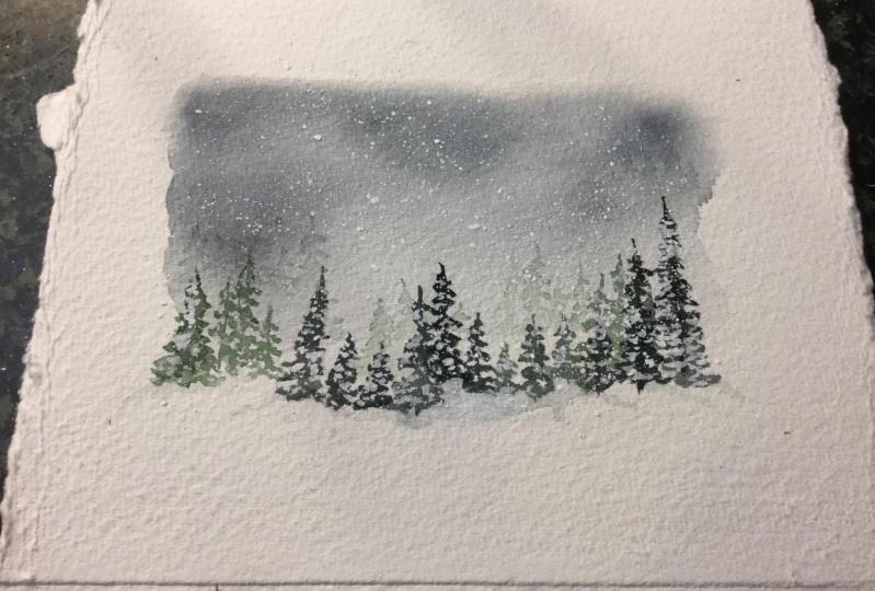 Wilderness Blizzard