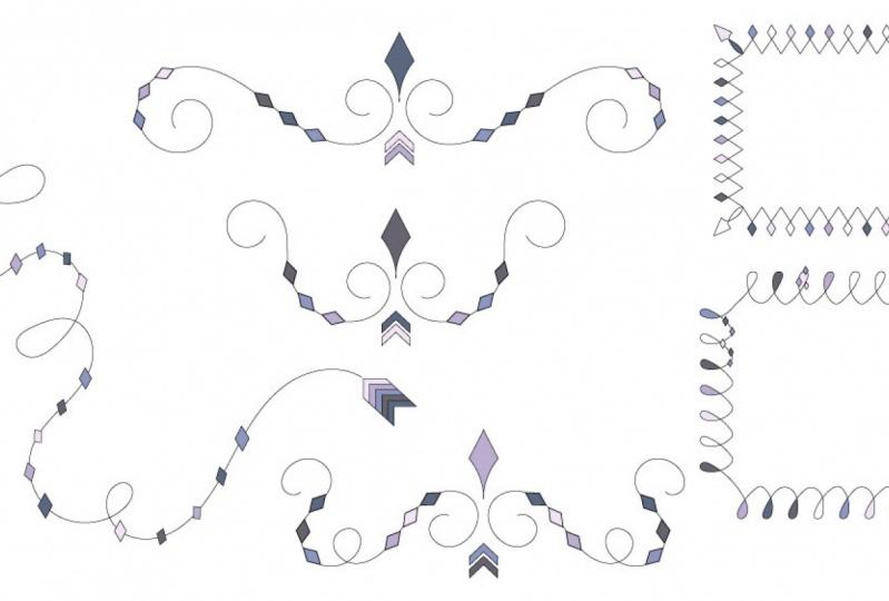 Diamond Doodles