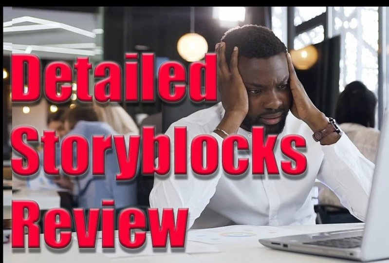 Detailed Storyblocks Review