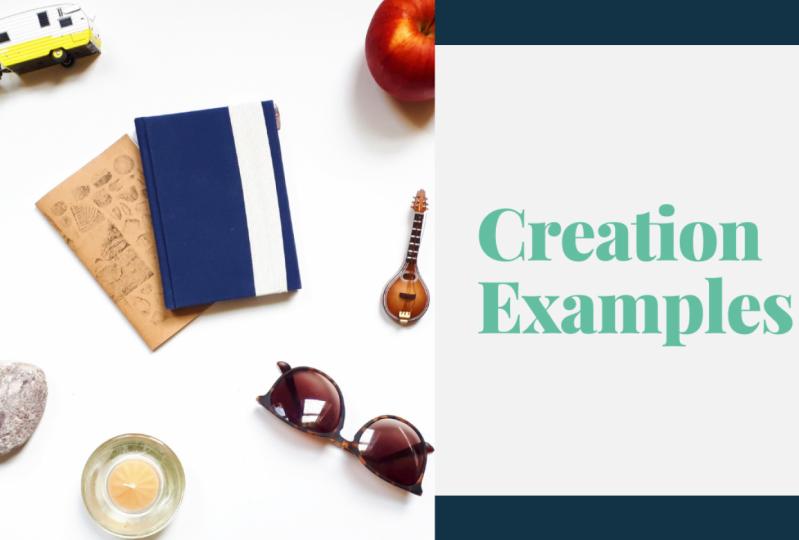 Lifestyle Design Exercise (Creation)