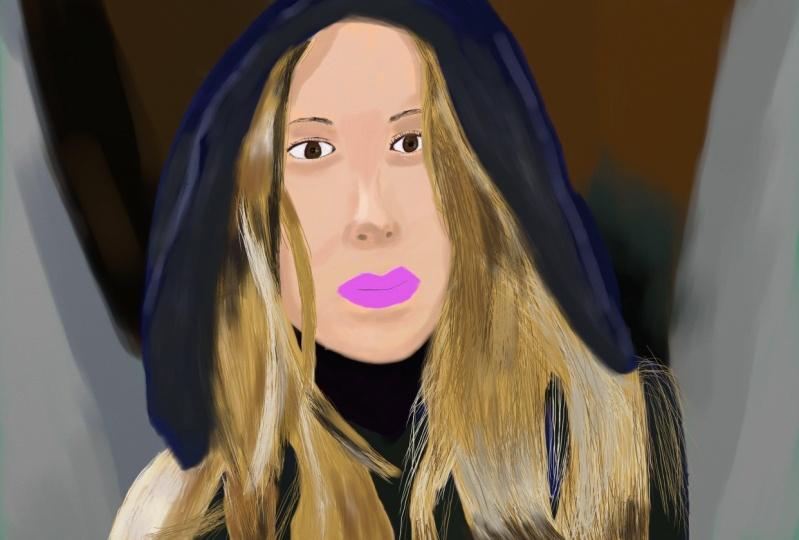 Practice Stylized Portrait Artrage