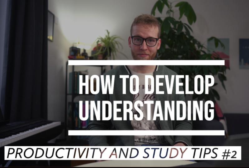 Chris Lovejoy - Study Tips