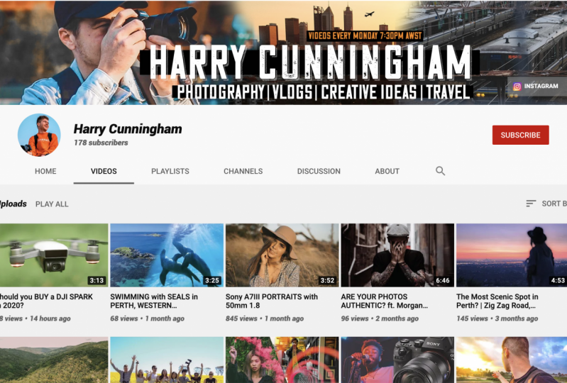 Harry Cunningham | Photography & Travel