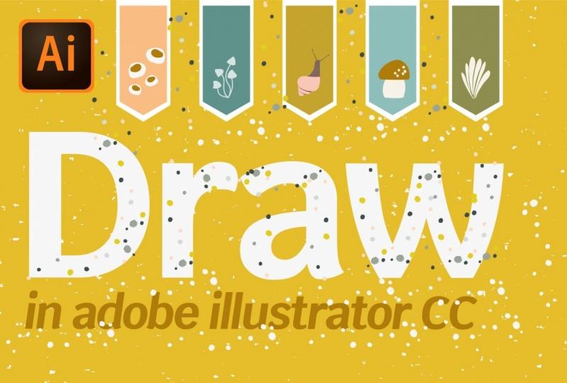 Drawing in Illustrator CC
