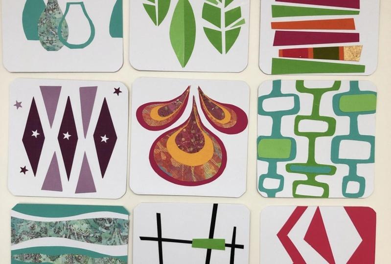 Shape Inspiration Cards
