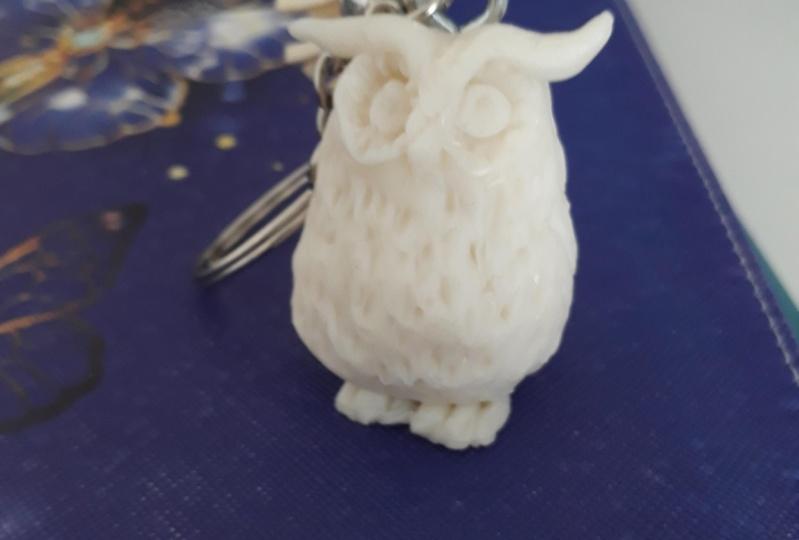 Owl as a keyring