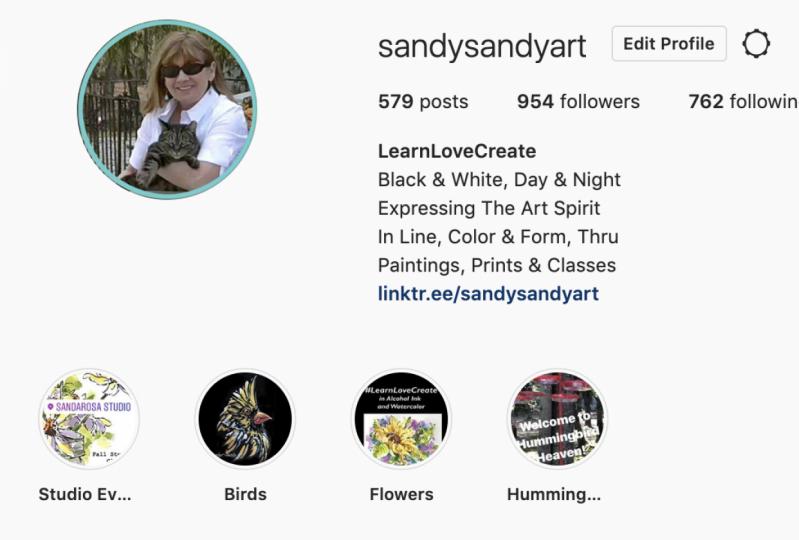 Learn.Love.Create with SandySandyArt