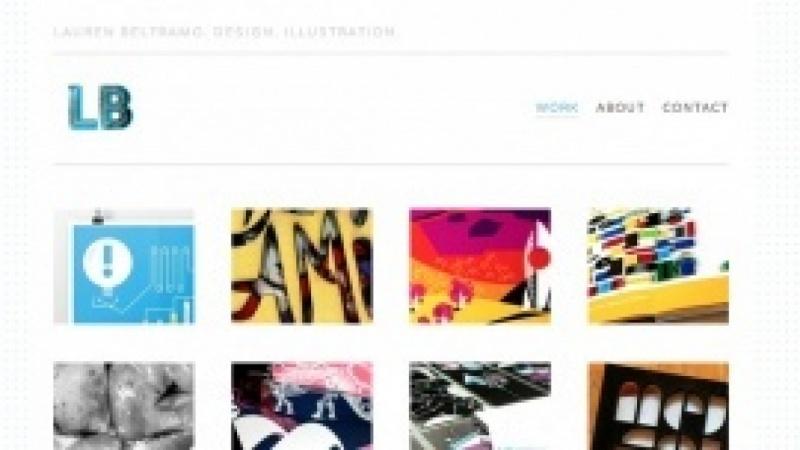Lauren Beltramo: Design and Illustration