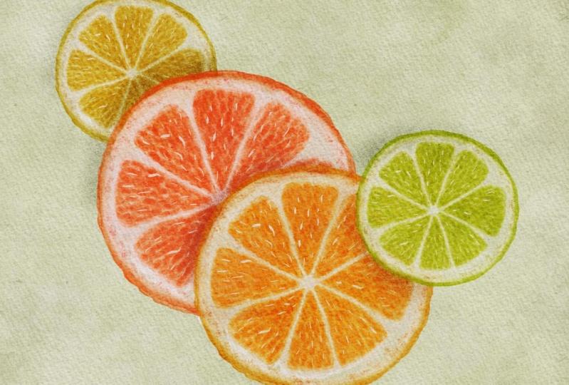 Gills Citrus Slices