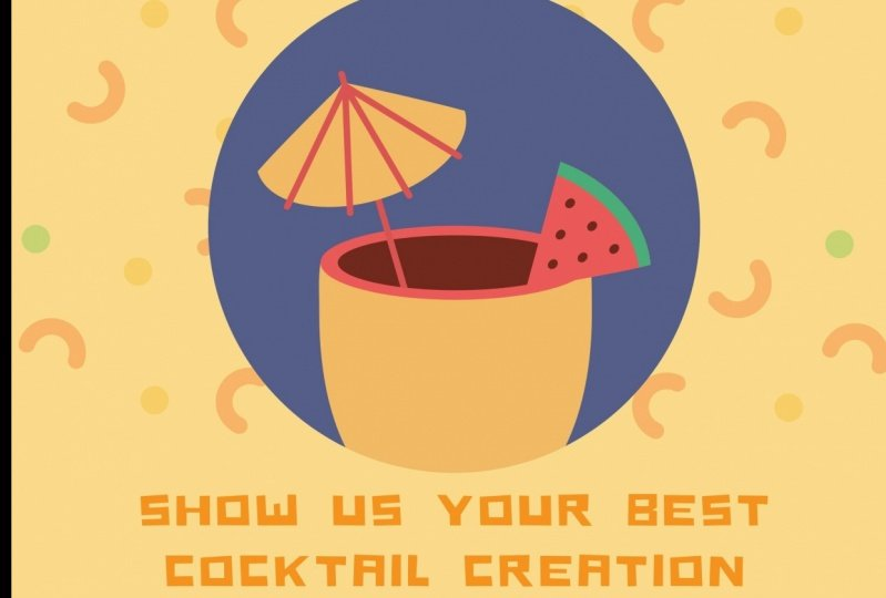 Show us your own cocktail recipe!