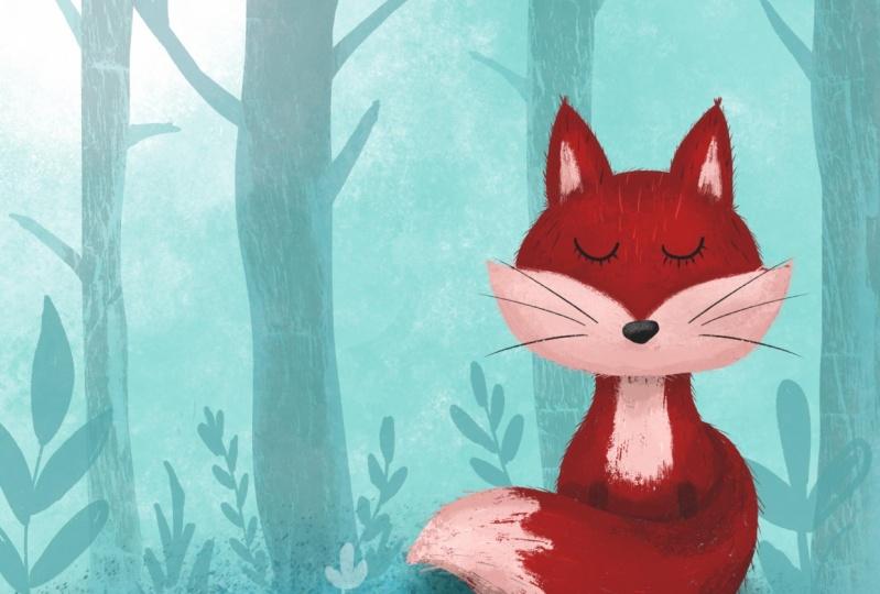 Textured Fox