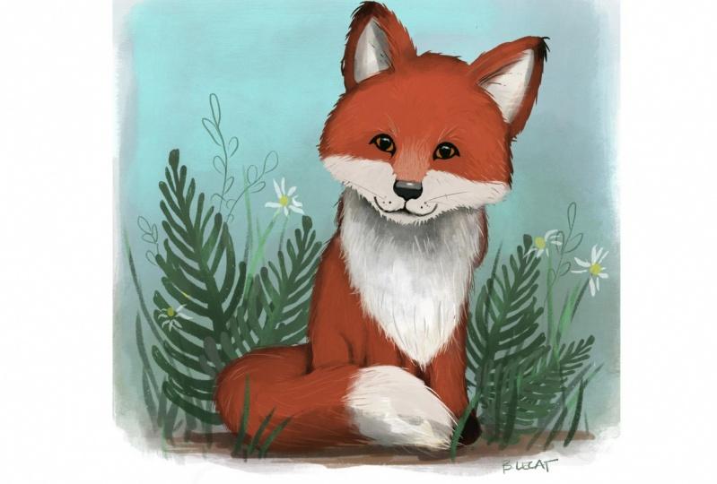 feelin' foxy