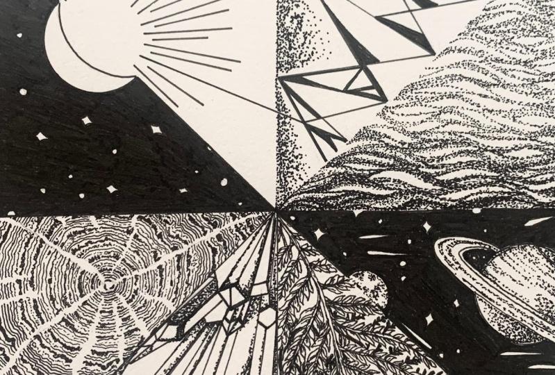 Land, Sky, Water Inspiration