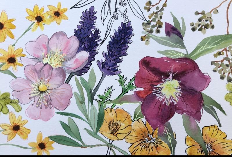 mixed botanical play