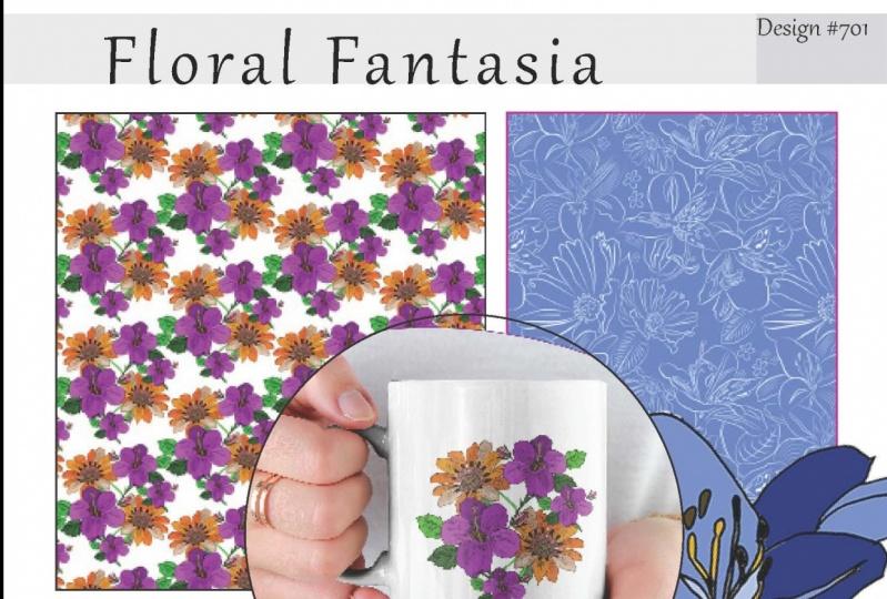 Floral Fantasia Sell Sheet