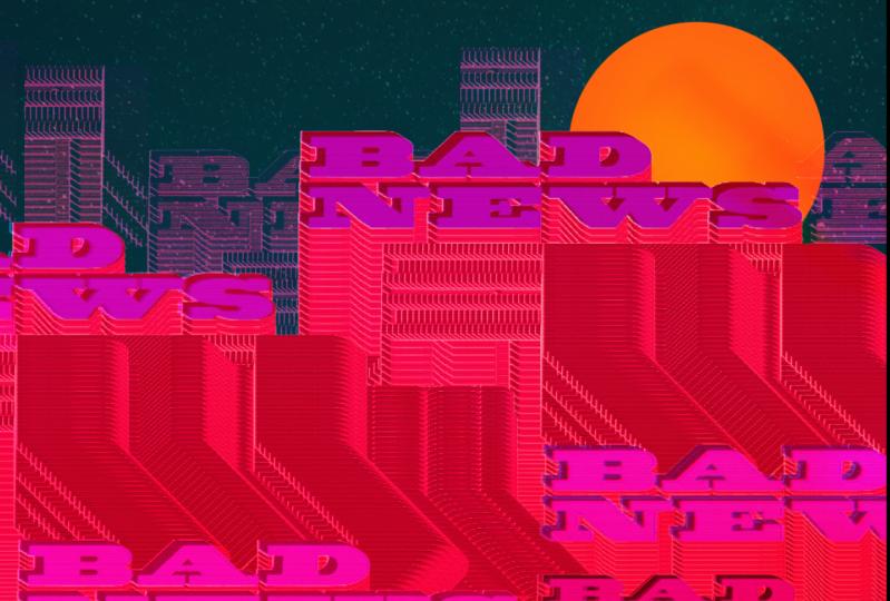 3D Type Illustration