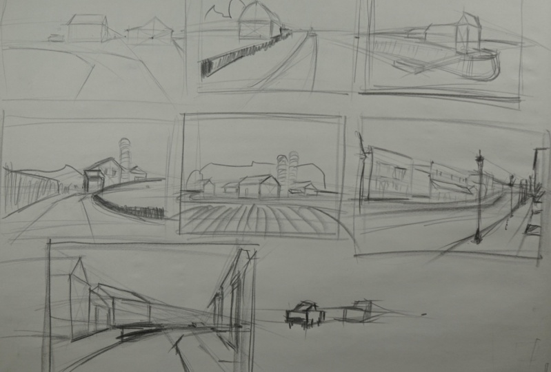 Linear Perspective Assignment