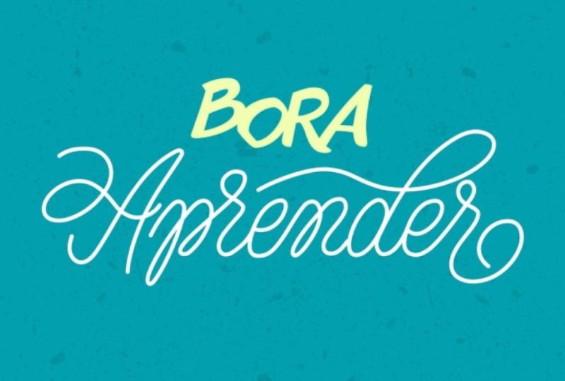 Bora Aprender (let's learn)