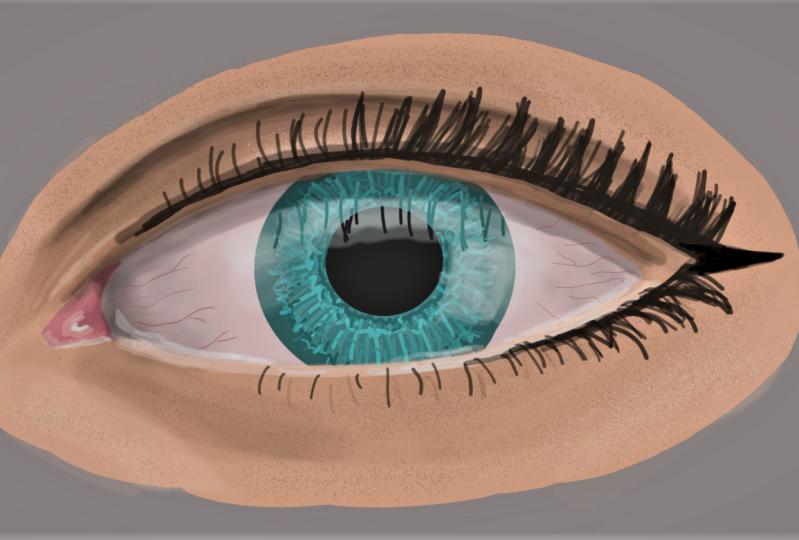 Paint an Eye
