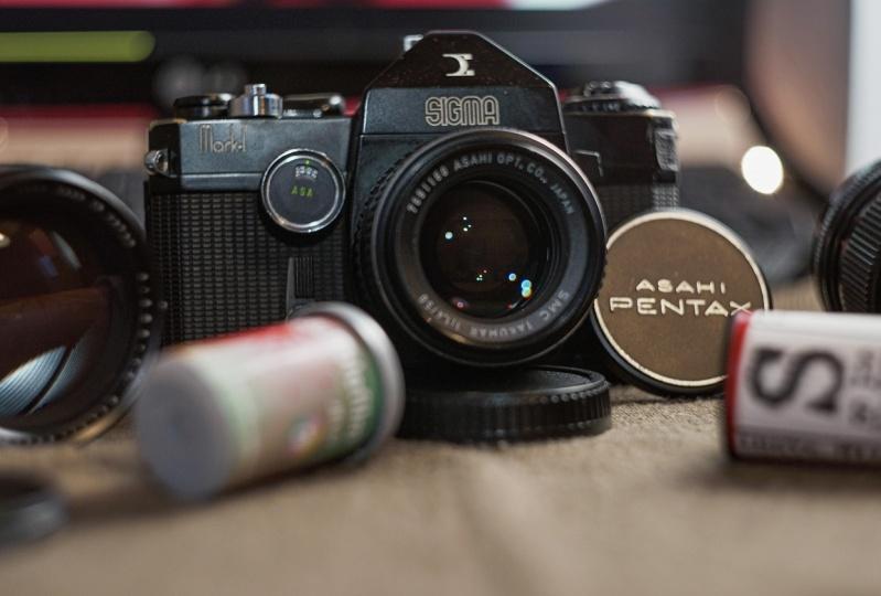 My First analogue camera