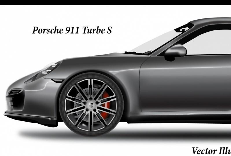 Poesche 911 Turbe S 2014