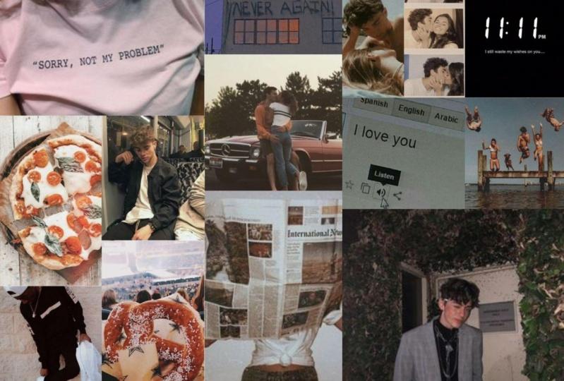 M.E 1970's summer love