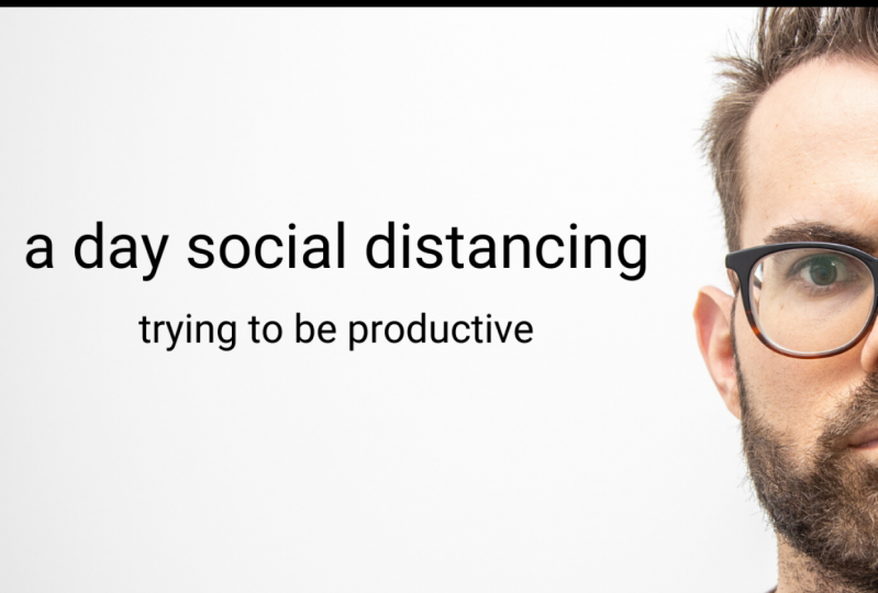 A Day Social Distancing