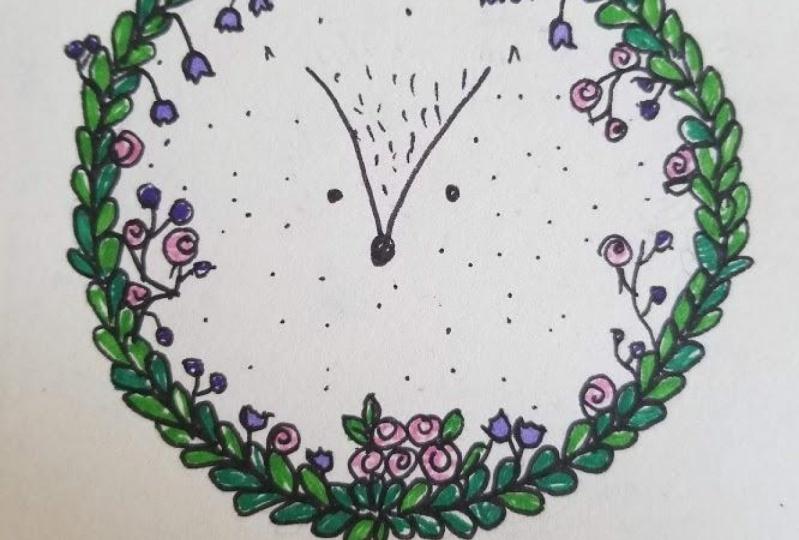 Doodle Wreath<3