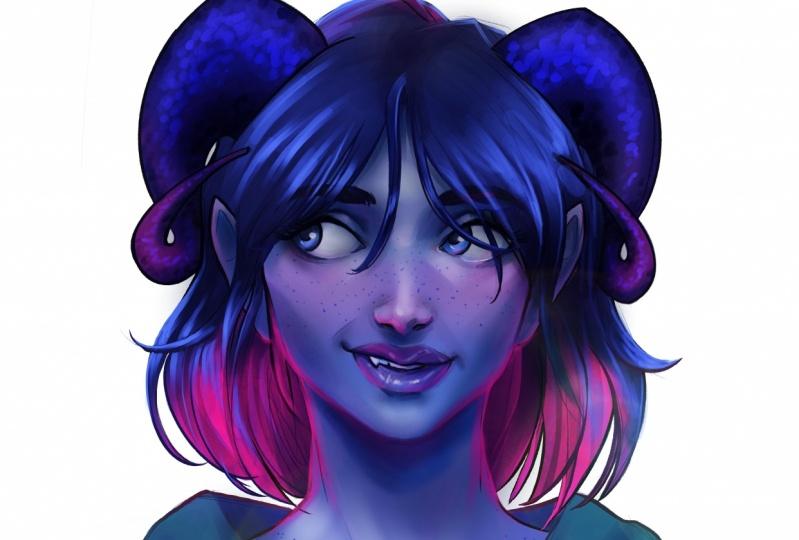 Jester - Stylized Portrait