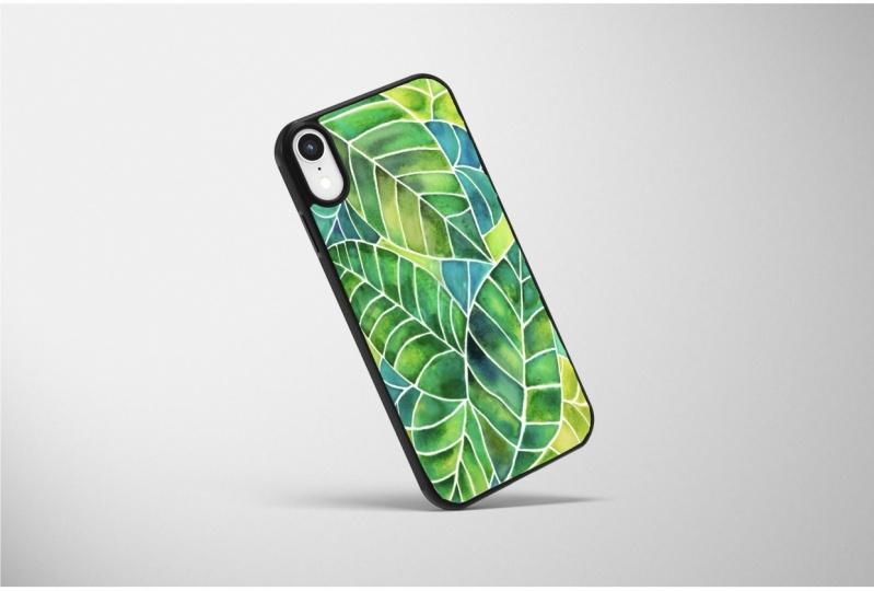 Water Color Rainforest