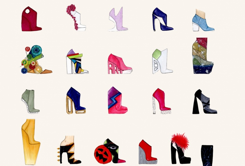Michal's 30 Days of Shoes