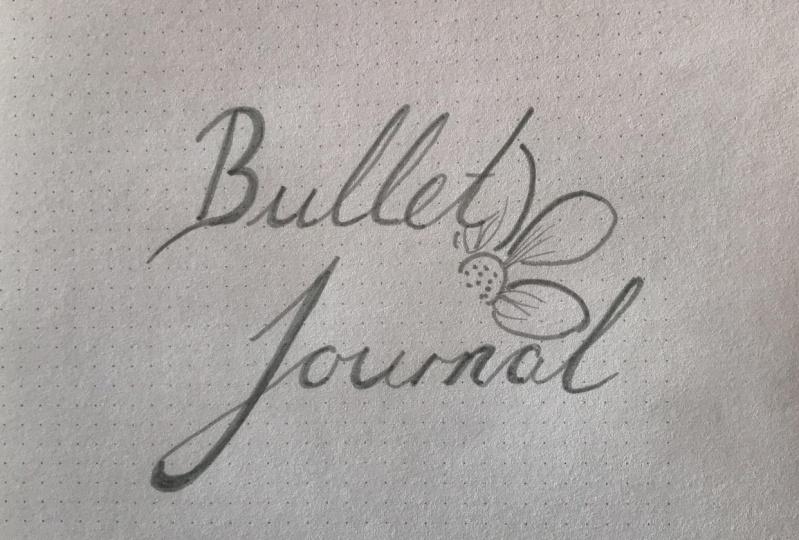 Starting my Bullet Journal