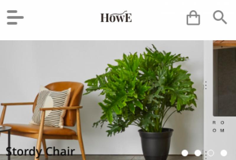 Howe Mobile App