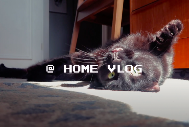 A day in Isolation: @ HOME VLOG