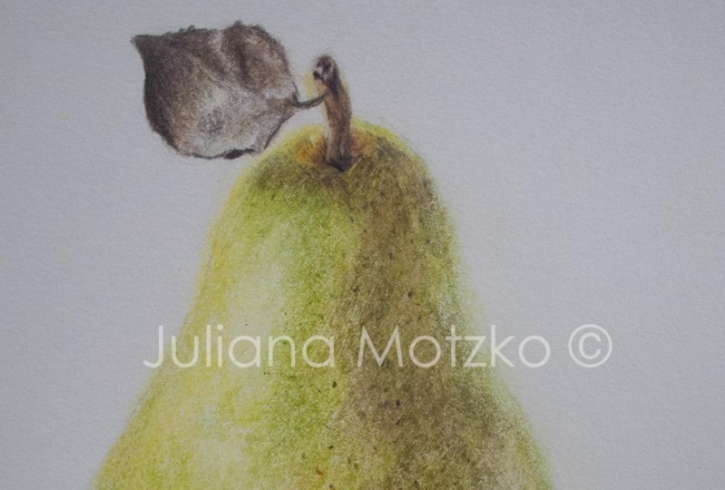 Pear - My favourite fruit