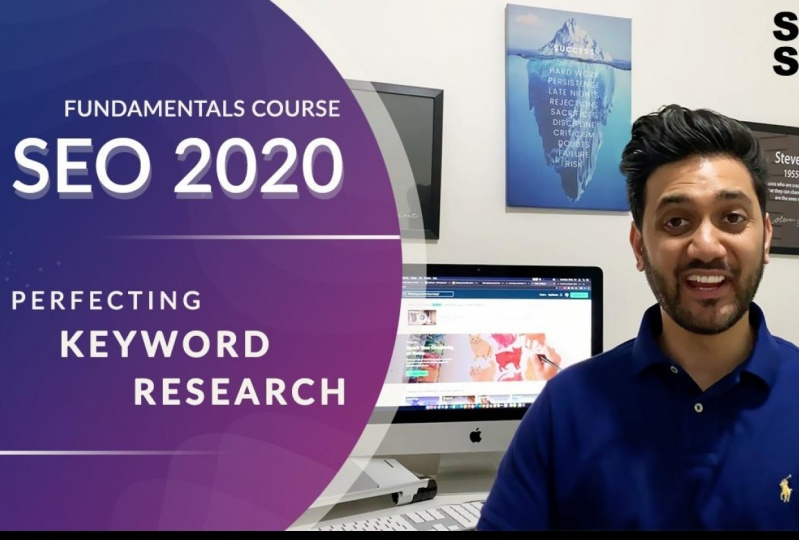 #1 SEO 2020: Keyword Research - Definitive Guide to Search Engine Optimisation