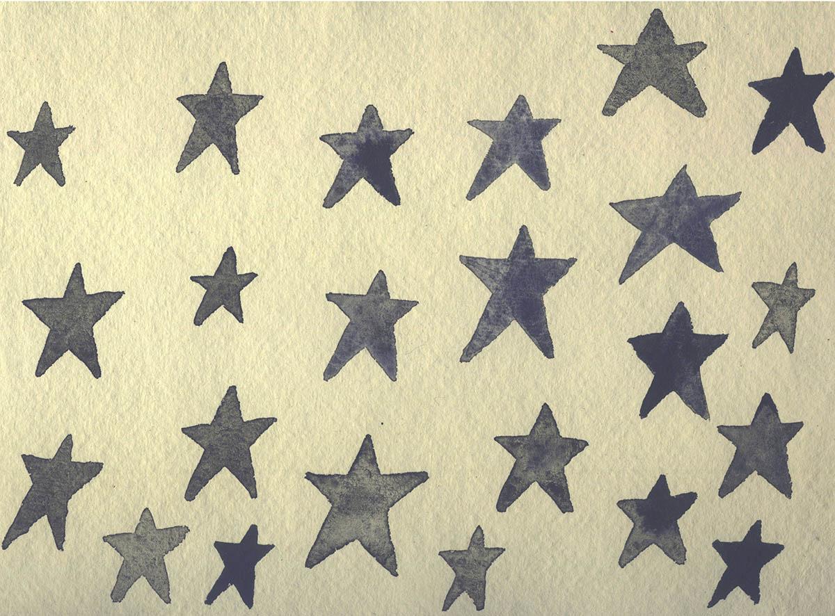 stars skillshare projects