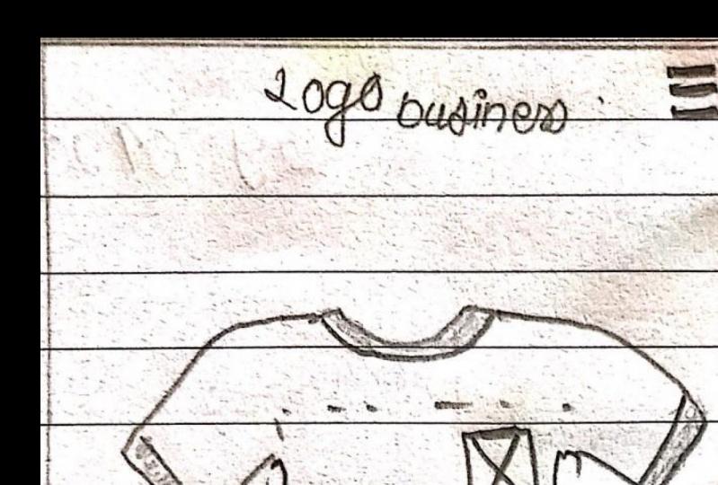 Logo business wireframes