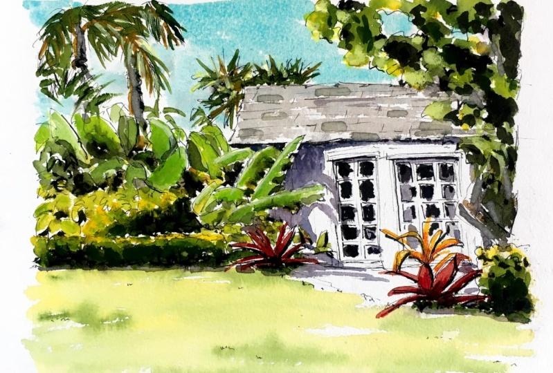 A Garden Cottage