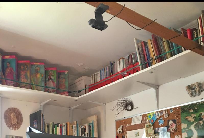 Webcam setup
