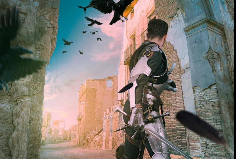 Ravenier - The Gate Keeper