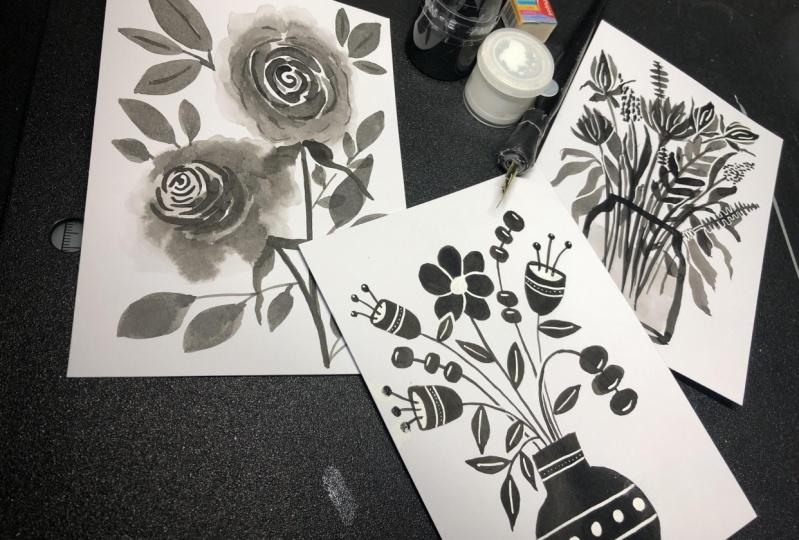 Black Botanicals