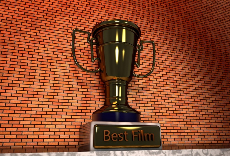 Trophy Rendering