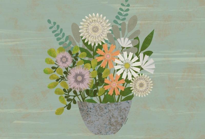 Affinity Designer florals