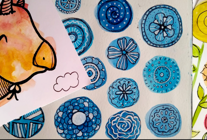 Doodling Techniques